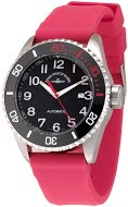 Zeno-Watch Basel AUTOMATIC BLACK+RED 6492-a1-17