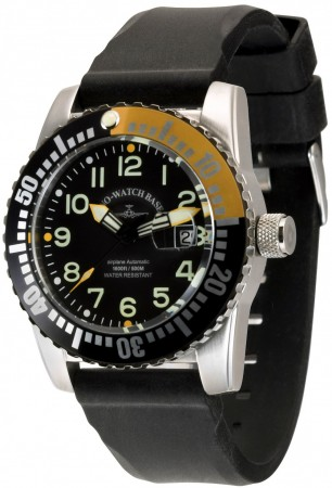 Zeno-Watch Basel Airplane diver 45 mm 6349-12 9