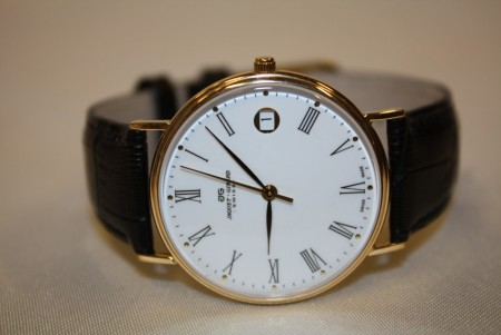 Gents Gold Watch, Exclusive Jubilè 14kt