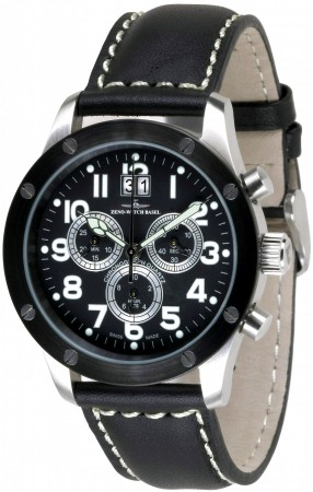 Precision Pilot Chrono Big Date 43 mm 9540Q-SBK-b1