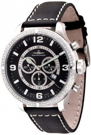 Oversized Parisienne Chrono Parisienne 47.5 mm 8830Q-h1