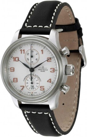 New Classic Retro Chrono Bicompax 42 mm 9557BVD-f2