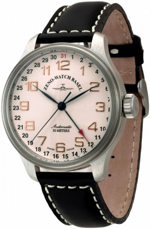 Oversized Retro Pointer date 47.5 mm 8554Z-f2