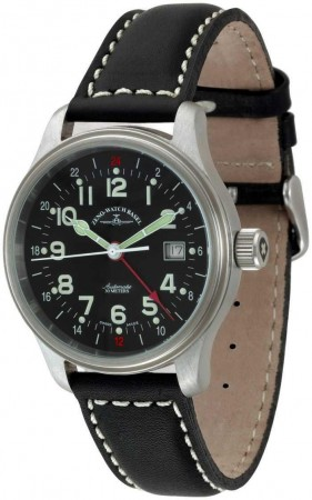New Classic Pilot GMT (Dual Time) 42 mm 9563-a1