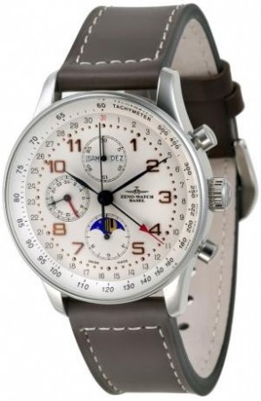 Xl Retro Chronograph Full calendar 44 mm P551-f2