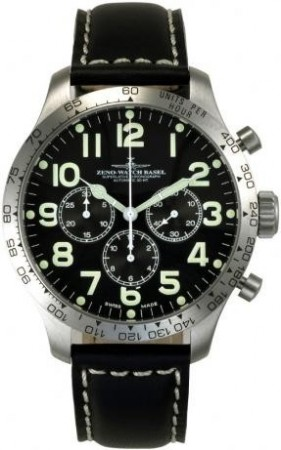 Tachymeter Pilot Chronograph 2020 47.5 mm 8559TH-3T-a1