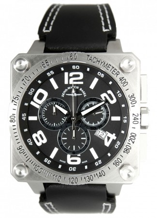 Square Chronograph Tachymeter 45 mm 90240Q-a1