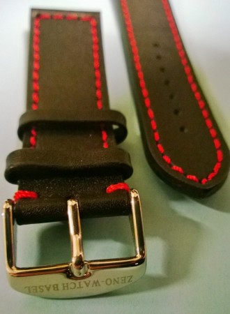 Zeno WB orginal strap leather