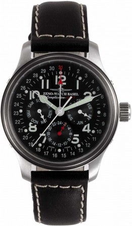 New Classic Pilot GMT Full calendar 42 mm 9590-a1
