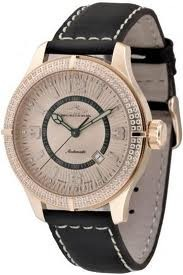 Oversized Parisienne Chrono Parisienne 47.5 mm 8854-Pgr-h9