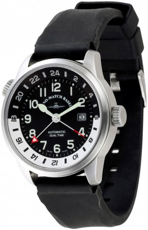 Fellow. GMT (Dual Time) 44 mm 6304GMT-a1