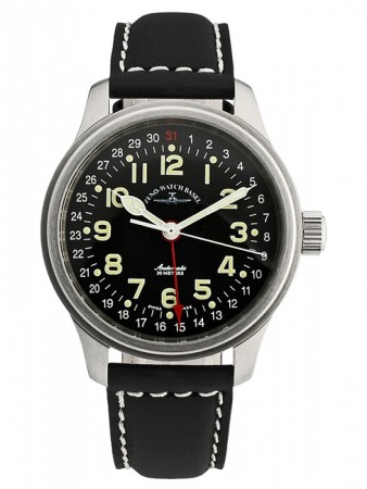New Classic Pilot Pointer date 42 mm 9554Z-a1