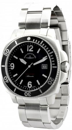 Zeno-Watch Basel Diver look 3 43 mm 440A-a1M