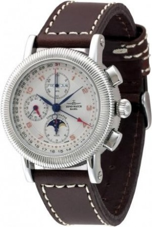 Nostalgia Chronograph Full calendar 44 mm 98081-f2