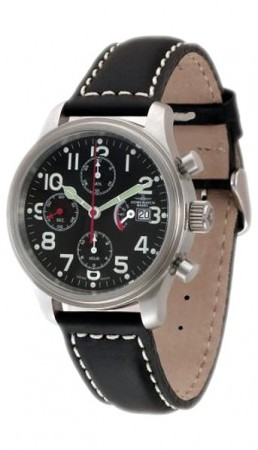 New classic pilot Chrono Power Reserve 42 mm