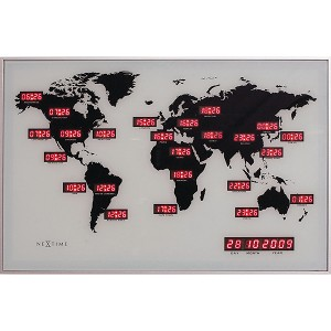 NeXtime World Time Digit NT2897