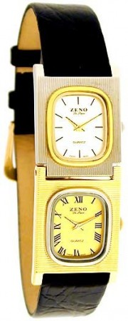 Femina Fashion Dual-Timer 20x46 mm 603Q