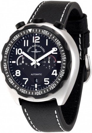 Limited Editions Bullhead Pilot Chrono - 47 mm  6528-THD-a1