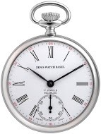 Zeno-Watch Basel Lepine - Classic Numbers - chromed 100-i2-num 42 mm lommeur