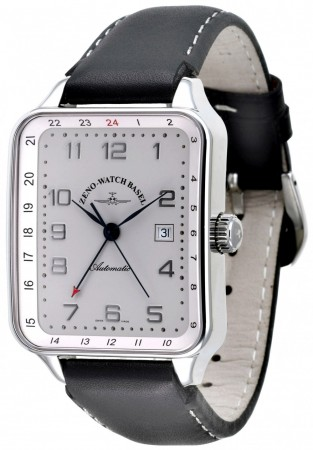 Square GMT (Dual Time) 40x45/57 mm 163GMT-e2