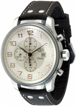 Giant Retro Chronograph Date 50 mm 10557TVD-f2