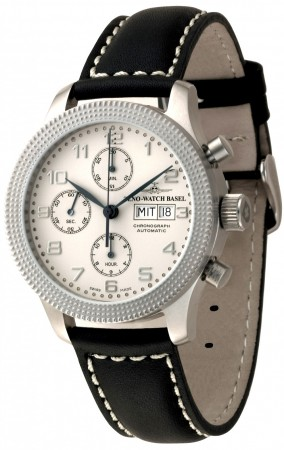 Clou De Paris Retro Chronograph Retro 42 mm 11557TVDD-e2