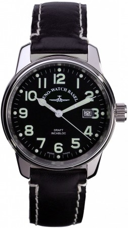 Classic Pilot. Draft - Limited Edition 40 mm 6001-a1