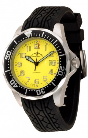Zeno-Watch Basel Diver look II 43 mm Automatic 3862-a9