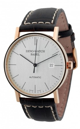Zeno-Watch Basel Bauhaus Automatic gold 40 mm 4636-RG-i3