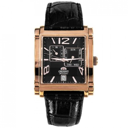 Orient - O40 Multi Eye Square Leather