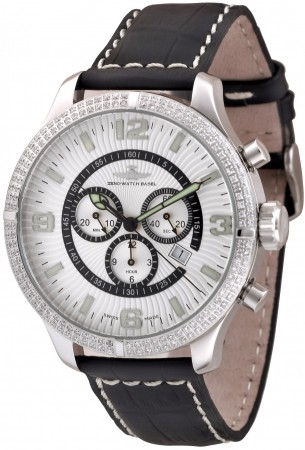 Oversized Parisienne Chrono Parisienne 47.5 mm 8830Q-h3