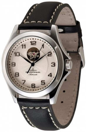Ghandi Open Heart Automatic 44 mm 8112U-e2
