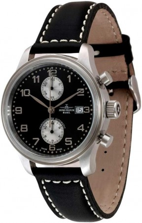 New Classic Retro Chrono Bicompax 42 mm 9557BVD-d1
