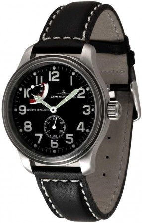 New Classic Pilot Power Reserve - Limited Edition 42 mm 9554-6PR-a1