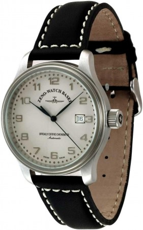 New Classic Retro Automatic Chronometer 42 mm 9554C-e2