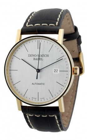 Zeno-Watch Basel Bauhaus Automatic gold 40 mm 4636-GG-i3