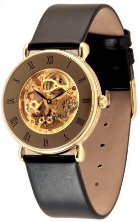 Limited Edition Skeleton 37.5 mm 3572-Pgg-s9