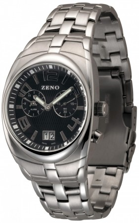 Zeno-Watch Basel Race Alarm Big Date 39X45 mm  291Q-g1M