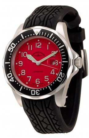 Zeno-Watch Basel Diver look II 43 mm Automatic 3862-a7