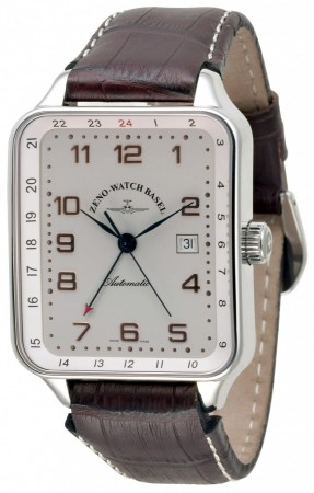 Square GMT (Dual Time) 40x45/57 mm 163GMT-f2