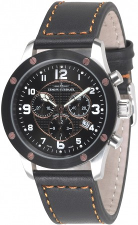 Precision Pilot Chronograph 43 mm 9530Q-SBR-h1