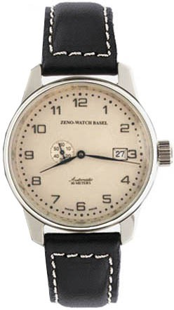 Classic Retro Automatic 9 - Limited Edition 40 mm 6554R-1-e2