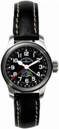 Sport Pilot Lady - Moon Phase 29 mm 8455L-a1