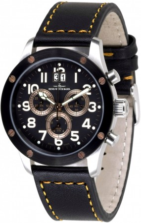 Precision Pilot Chrono Big Date 43 mm 9540Q-SBR-b1