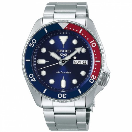 SEIKO 5 SPORTS MENS 43MM 100M AUTOMATIC SRPD53K1