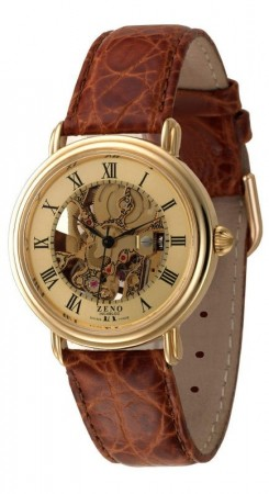 Limited Edition Skeleton 37 mm ES95-Pgg-i6