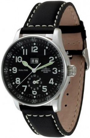 Xl Pilot Big Date + Dual-Time 44 mm P561-a1
