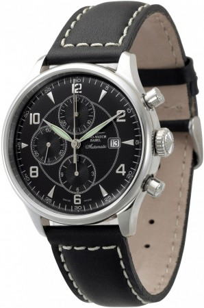 Zeno-Watch Basel Godat II Chronograph Date 44 mm 6273TVD-g1