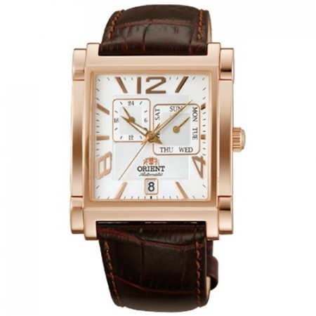 Orient - O41 Multi Eye Square Leather