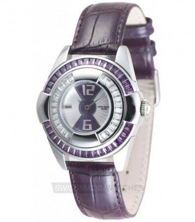 Femina Fashion Lalique gray 37 mm 6602Q-s3-10